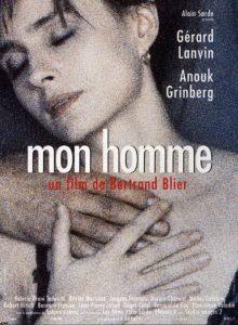 """Affiche du film """"Mon homme"""""""