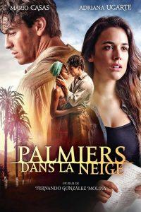 """Affiche du film """"Palmiers dans la neige"""""""