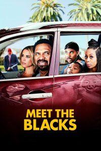 """Affiche du film """"Rencontre avec les Blacks"""""""