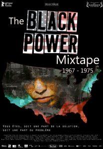 """Affiche du film """"The Black Power Mixtape 1967-1975"""""""