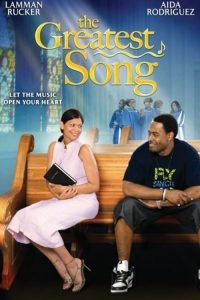 "Affiche du film ""The Greatest Song"""