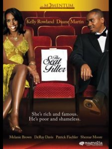 "Affiche du film ""The Seat Filler"""