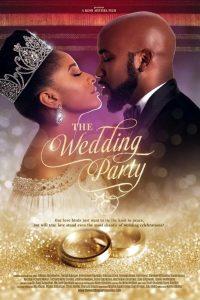 "Affiche du film ""The Wedding Party"""