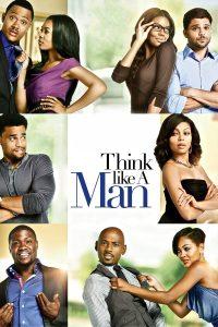 """Affiche du film """"Think like a man"""""""
