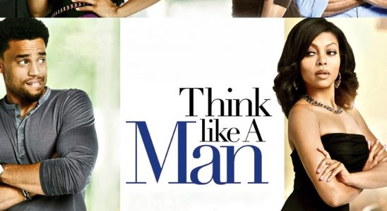 "Affiche du film ""Think like a man"""