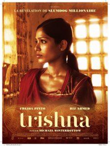 """Affiche du film """"Trishna"""""""