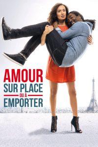 """Affiche du film """"Amour sur place ou à emporter"""""""