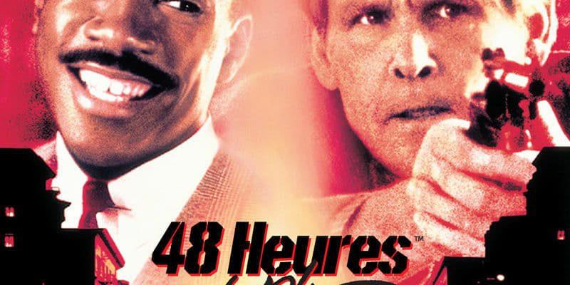 """Affiche du film """"48 heures de plus"""""""