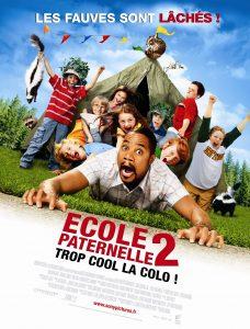 """Affiche du film """"École Paternelle 2"""""""