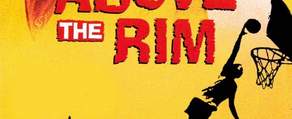 "Affiche du film ""Above the Rim"""