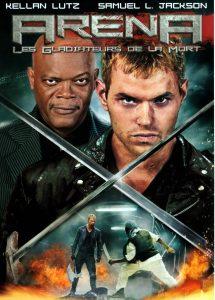 """Affiche du film """"Arena : Les Gladiateurs de la mort"""""""