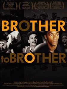 "Affiche du film ""Brother to Brother"""