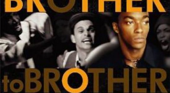 """Affiche du film """"Brother to Brother"""""""