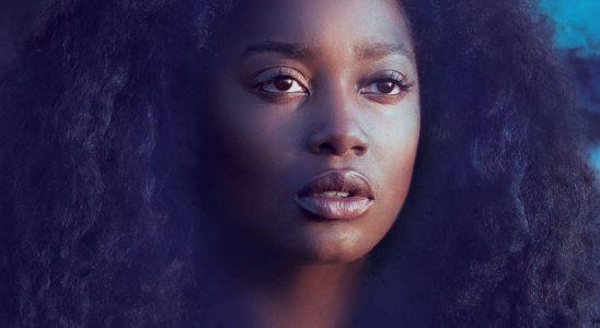 """Affiche du film """"Brown Girl Begins"""""""
