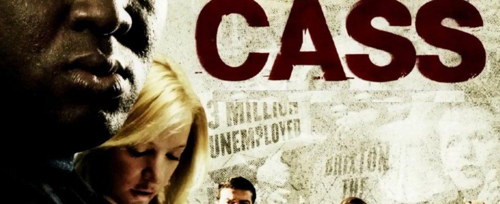 """Affiche du film """"Cass"""""""