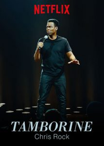 "Affiche du film ""Chris Rock : Tamborine"""