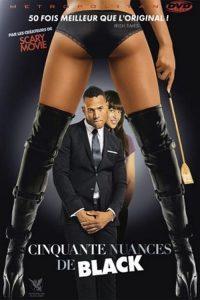 """Affiche du film """"Cinquante nuances de Black"""""""