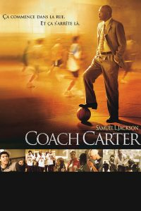 "Affiche du film ""Coach Carter"""