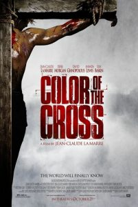 "Affiche du film ""Color of the Cross"""