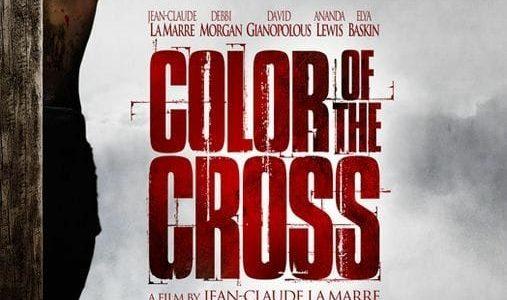 "Affiche du film ""Color of the Cross"""