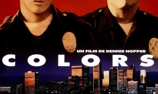 "Affiche du film ""Colors"""