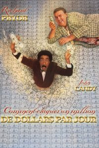 "Affiche du film ""Comment claquer un million de dollars par jour"""