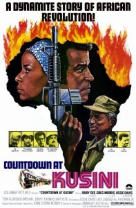 "Affiche du film ""Countdown at Kusini"""
