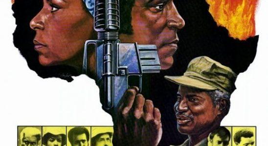 """Affiche du film """"Countdown at Kusini"""""""