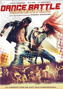 "Affiche du film ""Dance Battle America"""