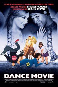 """Affiche du film """"Dance movie"""""""
