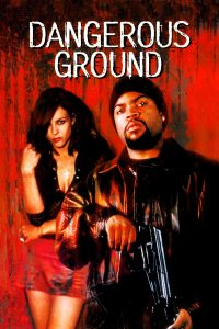 "Affiche du film ""Dangerous Ground"""