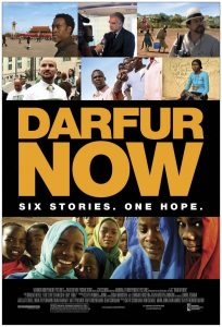 "Affiche du film ""Darfur Now"""
