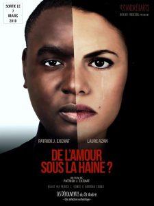 """Affiche du film """"De l'amour sous la haine?"""""""