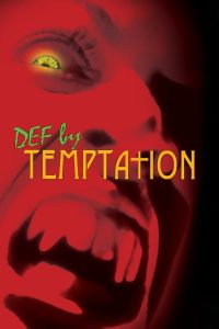 "Affiche du film ""Def by Temptation"""