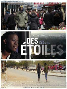 """Affiche du film """"Des étoiles"""""""