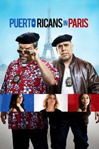 """Affiche du film """"Des Porto Ricains à Paris"""""""