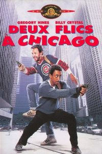 "Affiche du film ""Deux flics à Chicago"""