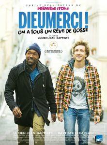 """Affiche du film """"Dieumerci!"""""""