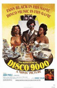 "Affiche du film ""Disco 9000"""