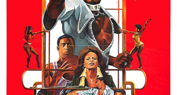 "Affiche du film ""Disco Godfather"""