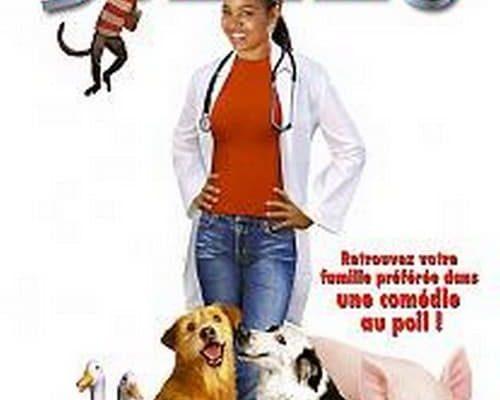 """Affiche du film """"Docteur Dolittle 3"""""""