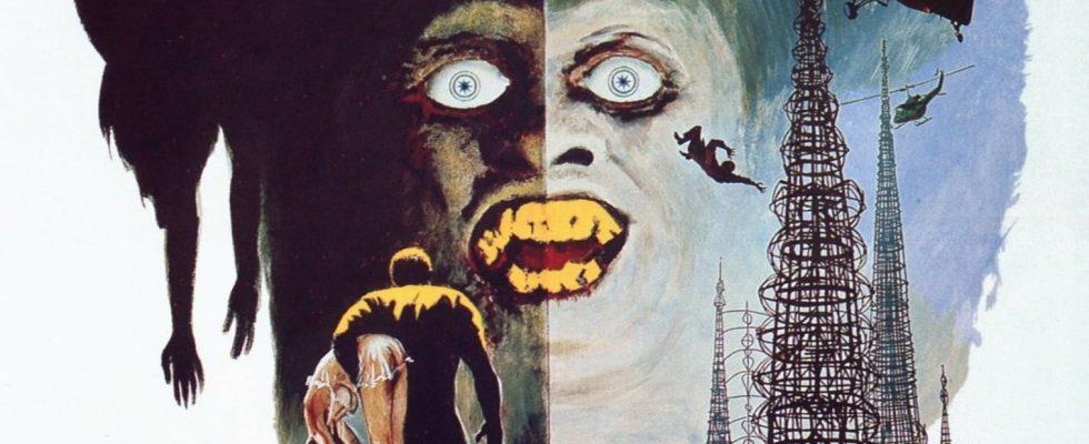 """Affiche du film """"Dr. Black, Mr. Hyde"""""""