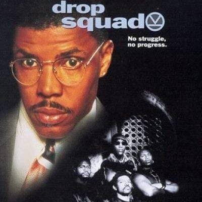 """Affiche du film """"Drop Squad"""""""