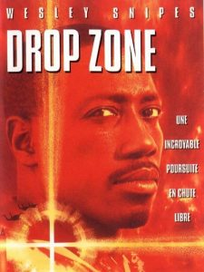 "Affiche du film ""Drop Zone"""