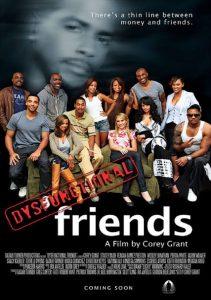 """Affiche du film """"Dysfunctional Friends"""""""