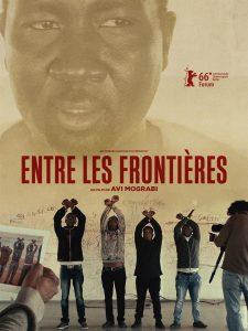 """Affiche du film """"Entre les Frontières"""""""