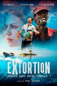 """Affiche du film """"Extortion"""""""
