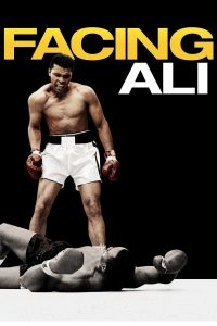 "Affiche du film ""Facing Ali"""