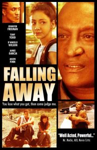 "Affiche du film ""Falling Away"""