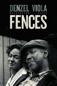 "Affiche du film ""Fences"""